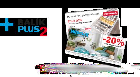Balík Plus 2