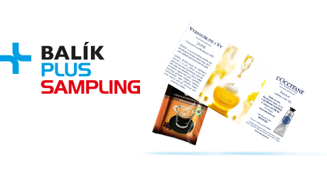 Balík Plus Sampling