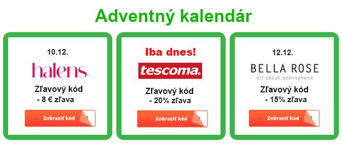 adventny kalendar sk 2016
