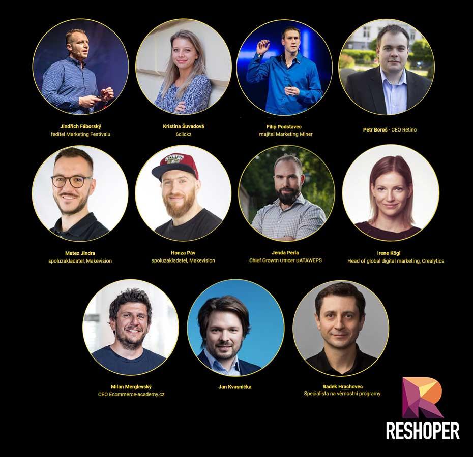 Reshoper konference - program