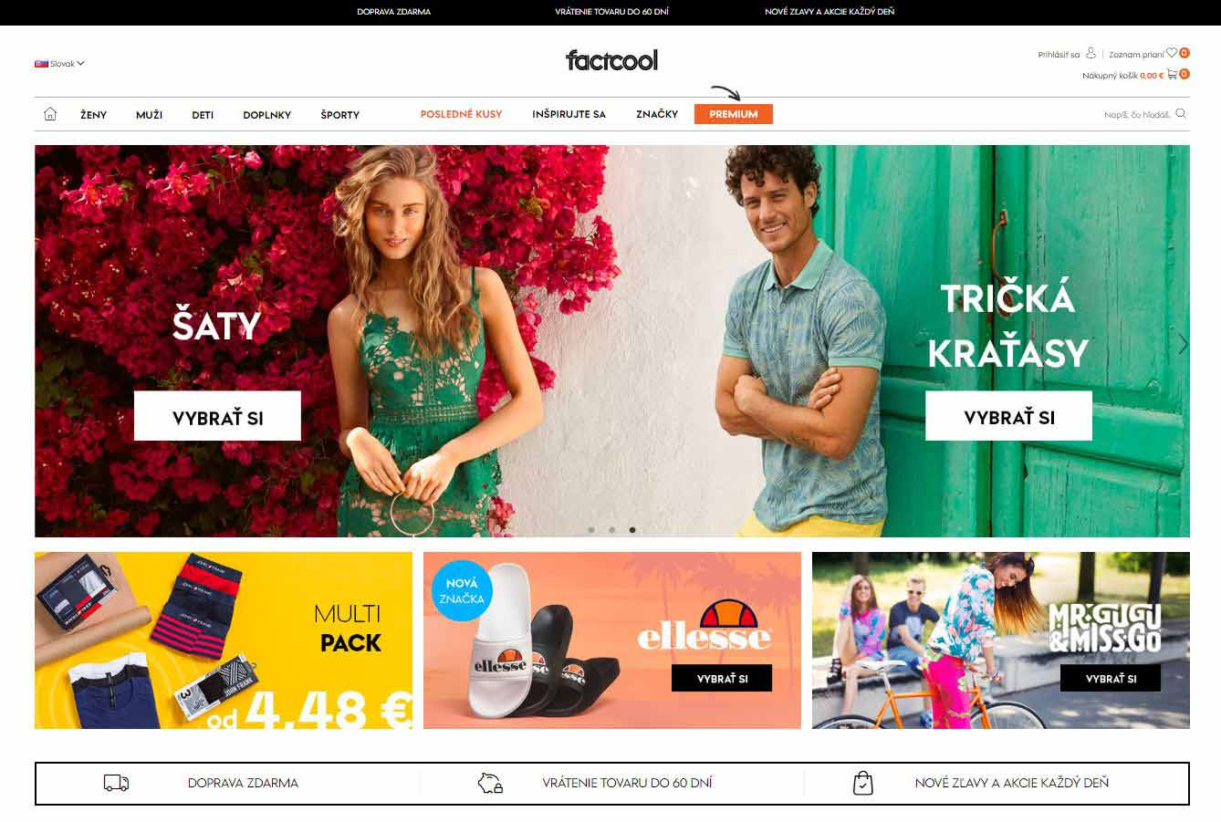 e shop factcool.com
