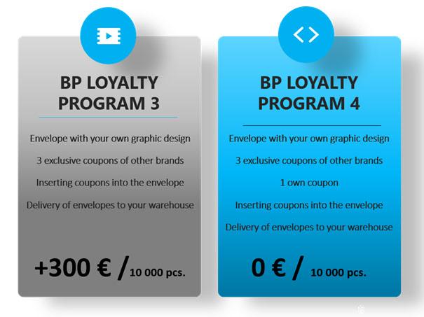 BP Loyalty programs